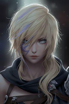 super Ideas for digital art fantasy girl female elf Fantasy Girl, 3d Fantasy, Final Fantasy Xiv, Fantasy Women, Fantasy Artwork, Anime Artwork, Dnd Characters, Fantasy Characters, Character Art