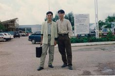 Khem Veasna at Pochen Tong, to Malaysia in 1995.