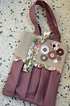 Old spring bag