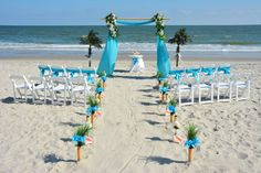 Myrtle Beach Wedding Packages | All Inclusive Myrtle Beach Weddings by Beach Occasions » $499 – Bamboo Arch – # BA-5