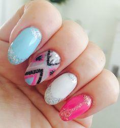 Heron, Nails, Painting, Beauty, Finger Nails, Beleza, Ongles, Herons, Painting Art