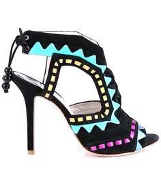 Wow, cool heels!