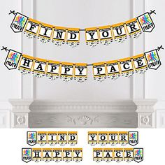 Set The Pace - Running - Personalized Track, Cross Country or Marathon Bunting Banner & Decorations