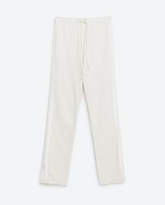Image 8 of BASIC JOGGING TROUSERS from Zara
