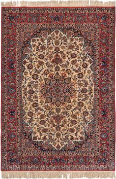 Schuler Auktionen Zürich Isfahan Z-Iran, um 1980 cm (ft. Persian Carpet, Persian Rug, Lava, Contemporary Carpet, Persian Pattern, Iranian Art, Weaving Art, Carpet Design, Kilim Rugs