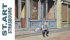 Tintin / Hopper : Fun !