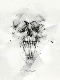@erica phillips a skull (kaleidoscope) for you!