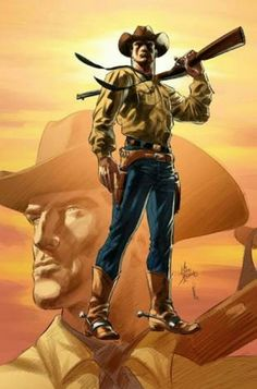 Tex Willer - Colors by Marco Lesco