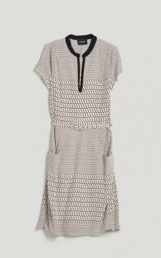 Rachel Comey Kinetic dress. Silk.