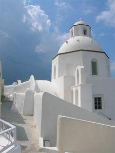 Agios Minas Fira Santorini