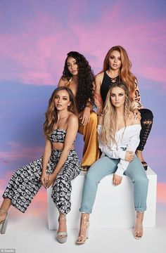 Little Mix-Leigh-Anne Pinnock-Jesy Nelson-Jade Thrilwall-Perrie Edwards