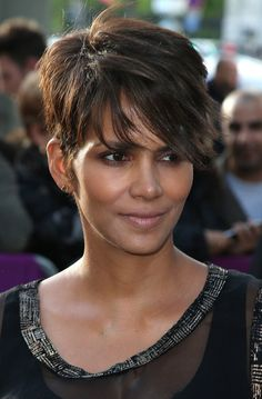 Halle Berry attends the special screening of 'Things We Lost in the Fire' as Part of The Champs Elysees Film Festival 2013 at Publicis Champs Elysees in Paris.
