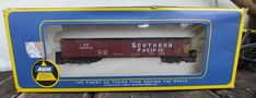 Vintage AHM HO Scale 5278 Brown Southern Pacific Gondola Sp 328000 Car #AHM