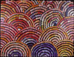 "Awelye ""Women's Ceremony"" by Janet Golder Kngwarreye aboriginal art"
