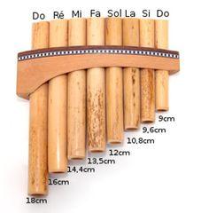 Apprendre à fabriquer une flûte de pan, en pailles, en tubes pvc ou tuyaux. Une activité pour les parents et les enfants