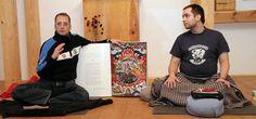 Curso de meditación budista con Axel Waltl durante los meses de Marzo y Abril - Budismo Camino del Diamante España