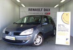 RENAULT Scenic 1.9 dCi 130 Expression occasion en vente à Dax à -13% chez Edenauto