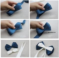 Diy Hair Bows, How To Make Bows, Diy Hairstyles, Headbands, Projects To Try, Crafts, Accessories, Bow Making, Diy Baby