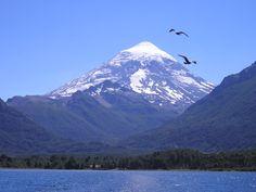 Lanin Mountain