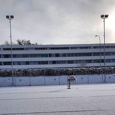 Winterdecke über dem Tennisclub Wander #winter #schneedecke #tennis #tennisplatz #tennisclub #wander #tennisclubwander #noballs #bern #weissenstein #steinhölzli #schweiz