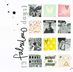ABCDELI: Scrapbooking with multiple photos!
