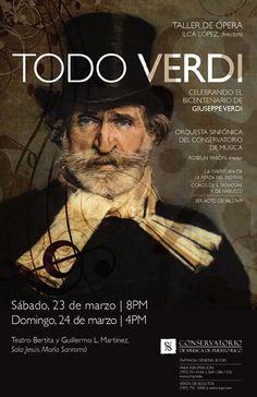 Opera @ Conservatorio de Música de Puerto Rico