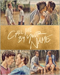 Call Me By Your Name Armie Hammer And Timothée Chalamet