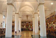 Biblioteca Santa Giustina -Padova.