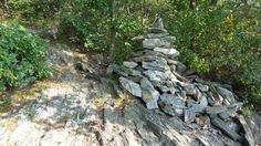 Mt Frissell, CT state high point. climbed 9/19/15 Hike