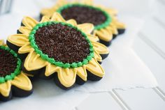 Bake at 350: Here Comes the Sun (flower)... LOVE THESE!!!