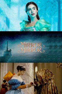 Mirror Mirror coming out March 16, 2012.  A story of Snow White in which she fights back.  I can't wait :)