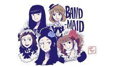 BAND-MAID 小鳩ミク (@miku_bandmaid) on Twitter