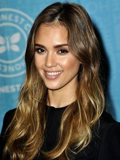 Jessica Alba, love the colors