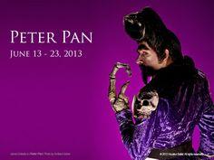 James Gotesky in Houston Ballet's Peter Pan. Photo by Amitava Sarkar.