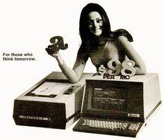tektronix 1974 by Captain Geoffrey Spaulding, via Flickr