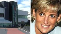 Cardiff Airport and Princess Diana