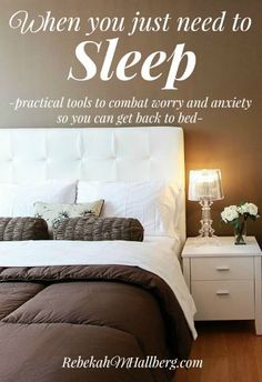 Sleep can be tough after trauma, especially in marriage. These practical tools will help combat worry and anxiety because we all need to sleep.