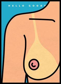 H E L L O by Tomba Lobos, via Behance