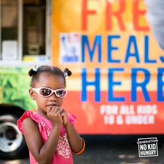 Summer isn't quite over yet, there's still time to help end hunger. What can you do? http://GenerationNoKidHungry.org/Act #TeamNKH