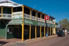 Australie, Longreach, Barcaldine(Boxed tree) to Wyandra