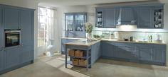 Landhaus – Küchen Design von Tech-Art, Sandt in Großheubach bei Miltenberg / Aschaffenburg