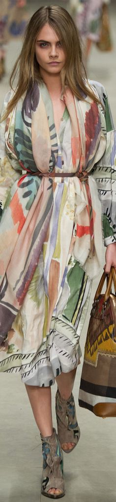 Burberry Prorsum Ready-To-Wear Fall 2014 | The House of Beccaria