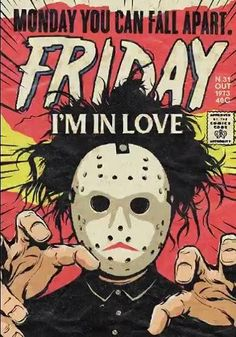 OcéanoMar - Art Site: Butcher Billy -A Pop Culture Mean Butcher- << The Cure-Songs as Horror-Comics >> Rock Posters, Band Posters, Concert Posters, Arte Horror, Horror Art, The Cure Songs, The Cure Lyrics, The Cure Band, The Cure Love Song