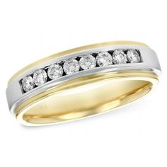 GTS WED RG .50 TW | Mens Wedding Bands from Enchanted Jewelry | Danielson, CT