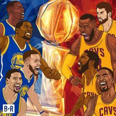 Golden State Warriors vs Cleveland Cavaliers face off in the 2017 NBA Finals for the consecutive year Basketball Drawings, Basketball Memes, Basketball Art, Basketball Videos, Durant Nba, Kevin Durant, Kobe Bryant Nba, Nba Memes, Basketball Photography