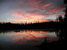 Photo by Chehalem Ridge Bed & Breakfast    Lake Hosmer, Oregon