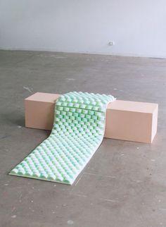 Softie-Wanted-Victoria-Ledig-Mandy-Roos_Industrial foam gets fresh bold application