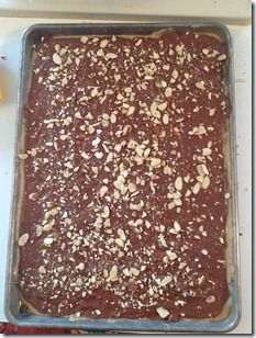 Deliciously EASY Toffee