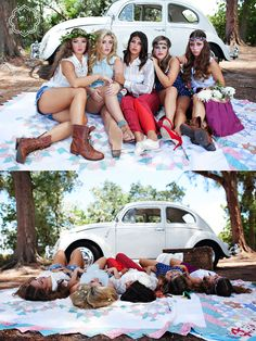 70′s Bohemian Senior Styled Shoot, 2014 Tampa Senior Photographer » Roohi Photography Blog