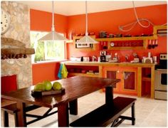 56 Best CORAL KITCHEN images | Coral kitchen, Kitchen, Coral